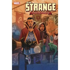 DR STRANGE #5 @D