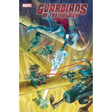 GUARDIANS OF THE GALAXY #4 @D