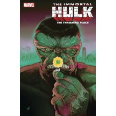 IMMORTAL HULK THRESHING PLACE #1 (Offered Again)