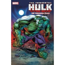 IMMORTAL HULK THRESHING PLACE #1 BENNETT VAR (Offered Again)