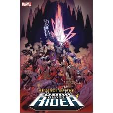 REVENGE OF COSMIC GHOST RIDER #5 (OF 5) @D