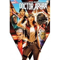 STAR WARS DOCTOR APHRA #1 @T