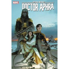 STAR WARS DOCTOR APHRA #1 REMENAR VAR @D