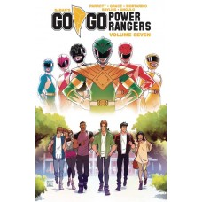 GO GO POWER RANGERS TP VOL 07 @D