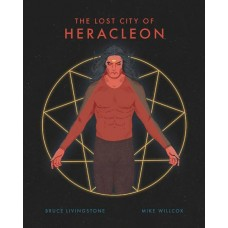 LOST CITY OF HERACLEON ORIGINAL GN HC @D