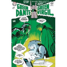 GREEN DANTE GREEN VIGIL ONE SHOT @F