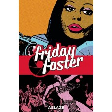 FRIDAY FOSTER COLLECTED HC @F
