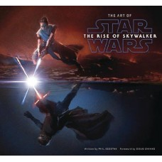 ART OF STAR WARS RISE OF SKYWALKER HC @F