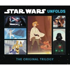 STAR WARS UNFOLDS ORIGINAL TRILOGY @F