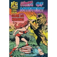 MEN OF MYSTERY #114 ALL GIRL HEROES