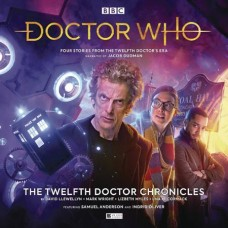 DOCTOR WHO 12TH DOCTOR CHRONICLES AUDIO CD