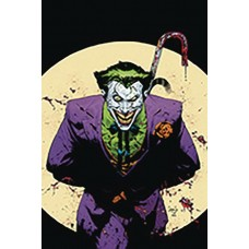 DF JOKER 80TH ANNIVERSARY GIANT SUPER SPECTACULAR #1 SNYDER SGN @W