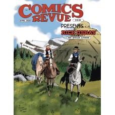 COMICS REVUE PRESENTS APRIL 2019 @F