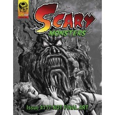 SCARY MONSTERS MAGAZINE #117 @F
