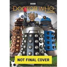 DOCTOR WHO MAGAZINE #550 @F