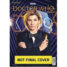 DOCTOR WHO MAGAZINE #551 @F