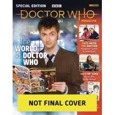 DOCTOR WHO MAGAZINE SPECIAL #55 @F