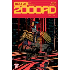 BEST OF 2000 AD #2