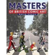 MASTERS OF BRITISH COMIC ART HC