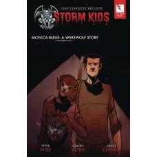 STORM KIDS MONICA BLEUE WEREWOLF STORY #5 (OF 5)