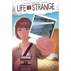 LIFE IS STRANGE PARTNERS IN CRIME #1 CVR A KUSHINOV (MR) @U