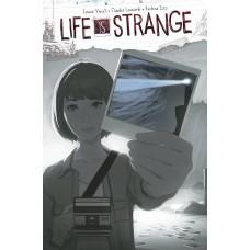 LIFE IS STRANGE PARTNERS IN CRIME #1 CVR E B&W VAR (MR) @U