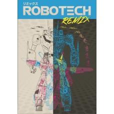 ROBOTECH REMIX #6 CVR B RENZI @U