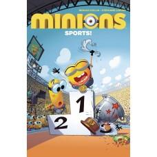 MINIONS SPORTS #1 @U
