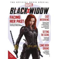 BLACK WIDOW OFF MOVIE SPECIAL NEWSSTANDS ED