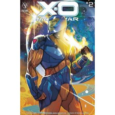 X-O MANOWAR (2020) #2 CVR A WARD @D