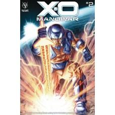 X-O MANOWAR (2020) #2 CVR C BRAITHWAITE @D