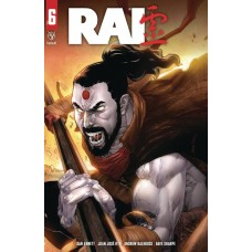 RAI (2019) #6 CVR A DIAZ @D