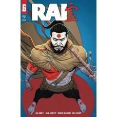 RAI (2019) #6 CVR B KANO @D