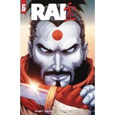 RAI (2019) #6 CVR C METCALF @D