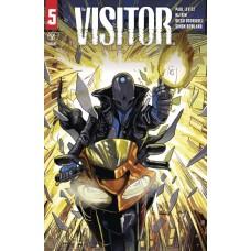 VISITOR #5 (OF 6) CVR A PINNA @D