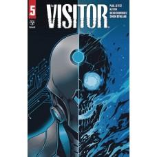 VISITOR #5 (OF 6) CVR B WIJNGAARD @D