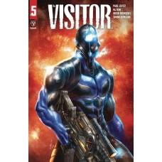 VISITOR #5 (OF 6) CVR C QUAH @D