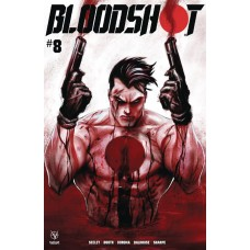 BLOODSHOT (2019) #8 CVR A KIRKHAM @D