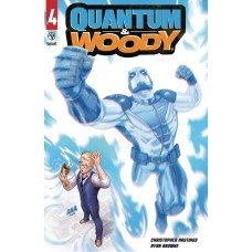 QUANTUM & WOODY (2020) #4 (OF 4) CVR A NAKAYAMA @D