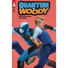 QUANTUM & WOODY (2020) #4 (OF 4) CVR B RAHZZAH @D