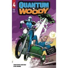 QUANTUM & WOODY (2020) #4 (OF 4) CVR C ROSANAS @D