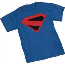 DC KINGDOM COME SUPERMAN SYMBOL T/S LG @U