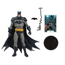 DC BATMAN/SUPERMAN WV1 MOD BATMAN 7IN SCALE AF CS @J