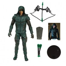 DC MULTIVERSE GREEN ARROW 7IN SCALE AF CS @J