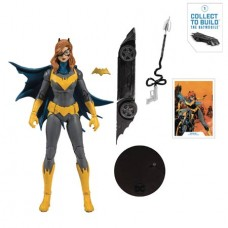 DC COLLECTOR WV1 MODERN BATGIRL 7IN SCALE AF CS @J