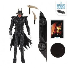 DC COLLECTOR WV1 BATMAN WHO LAUGHS 7IN SCALE AF CS @J