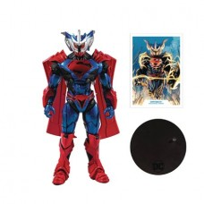 DC ARMORED WV1 SUPERMAN UNCHAINED 7IN SCALE AF CS @J