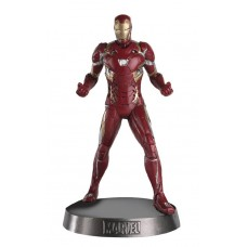 MARVEL MOVIE HERO COLLECTOR HEAVYWEIGHTS #1 #1 IRON MAN MARK @W