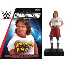 WWE FIG CHAMPIONSHIP COLL #30 ROWDY RODDY PIPER @U