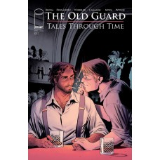 OLD GUARD TALES THROUGH TIME #1 (OF 6) CVR B CAMAGNI (MR)